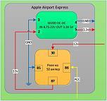 Нажмите на изображение для увеличения Название: apple airport express 12v.jpg Просмотров: 0 Размер:45.9 Кб ID:581710