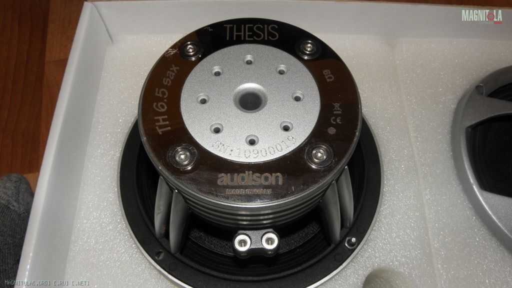 Audison thesis th 6.5 sax