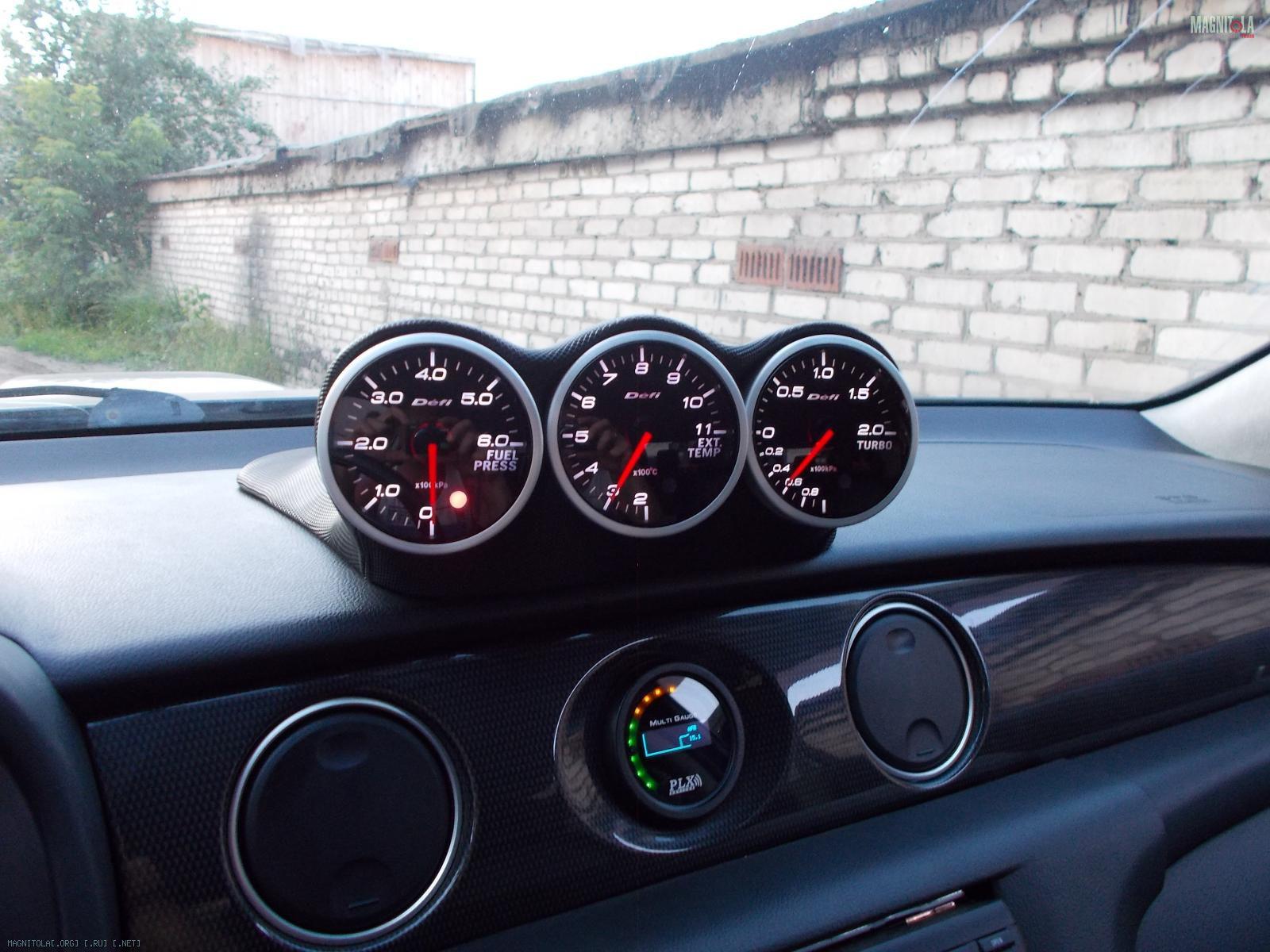 Дополнительные приборы в авто. Какие бывают и для 70