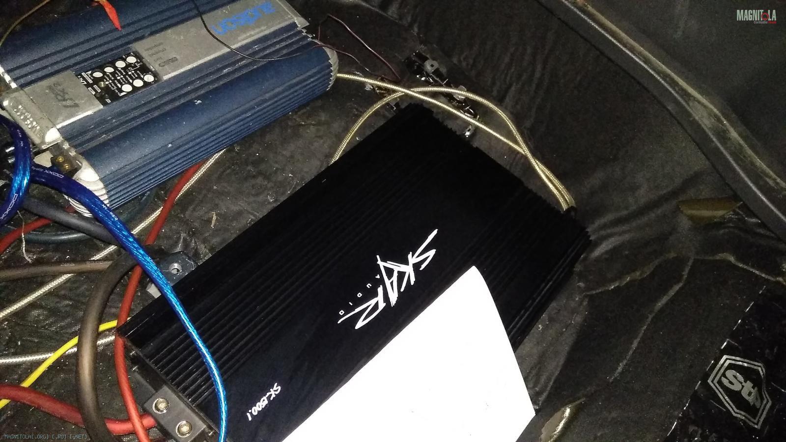 Skar Audio Sk 15001d Wiring