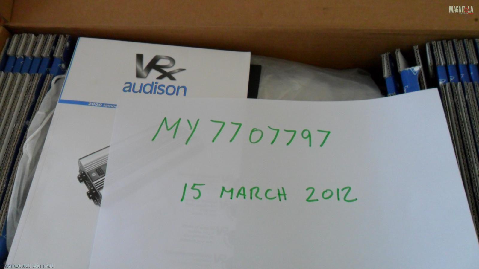 инструкцию к audison lrx 4 300
