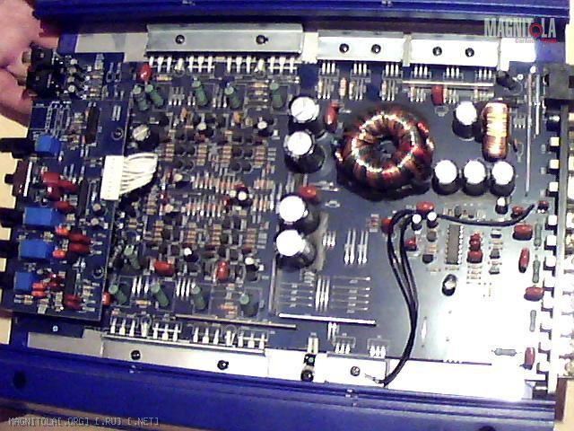Blaupunkt Gta 470 Срабатывает