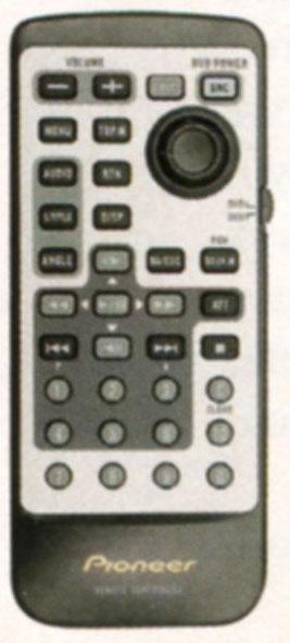 Pioneer DVH-P580MP