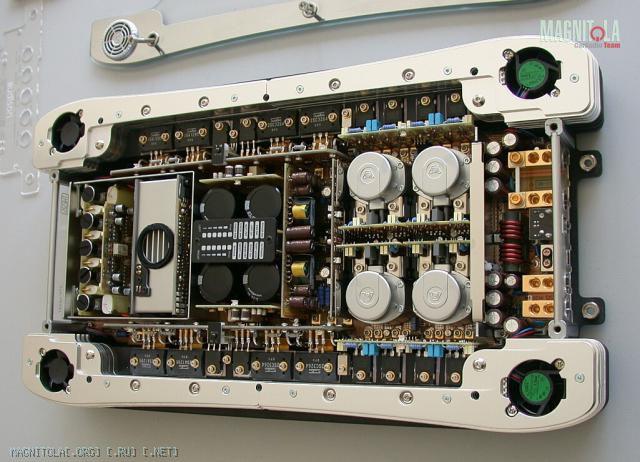 Thesis audio service