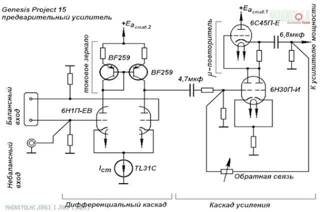 интегральный источник тока