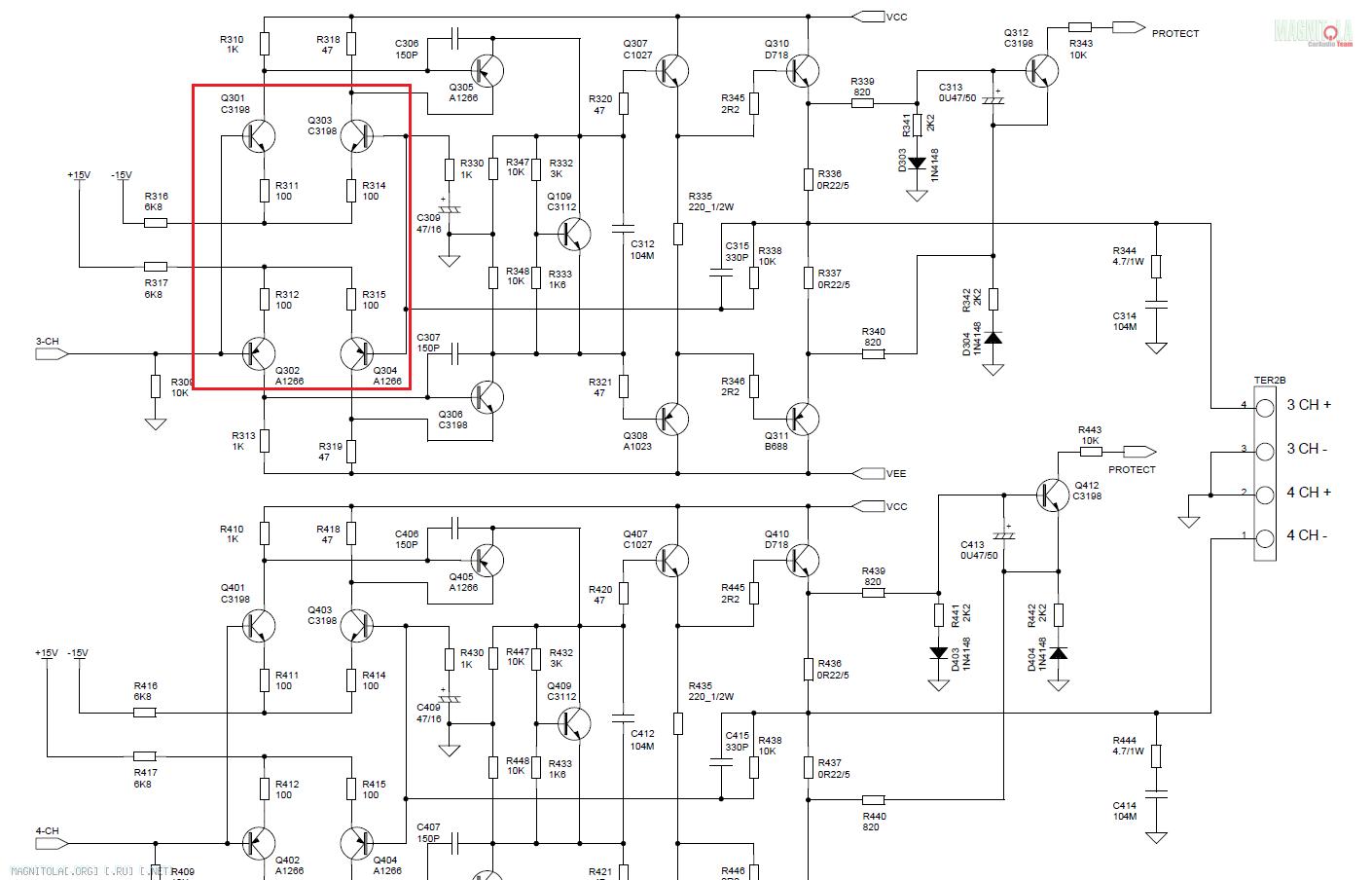 Схема mystery mk 4.80