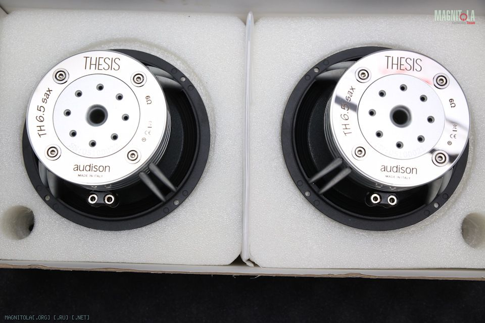 audison thesis th 6.5