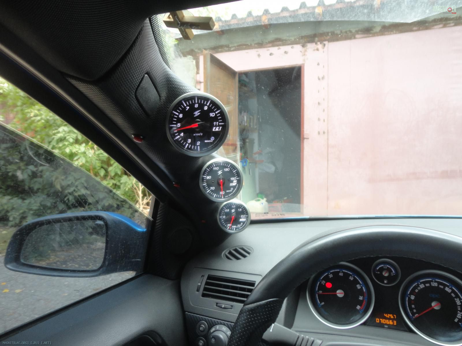 Дополнительные приборы в авто. Какие бывают и для 47