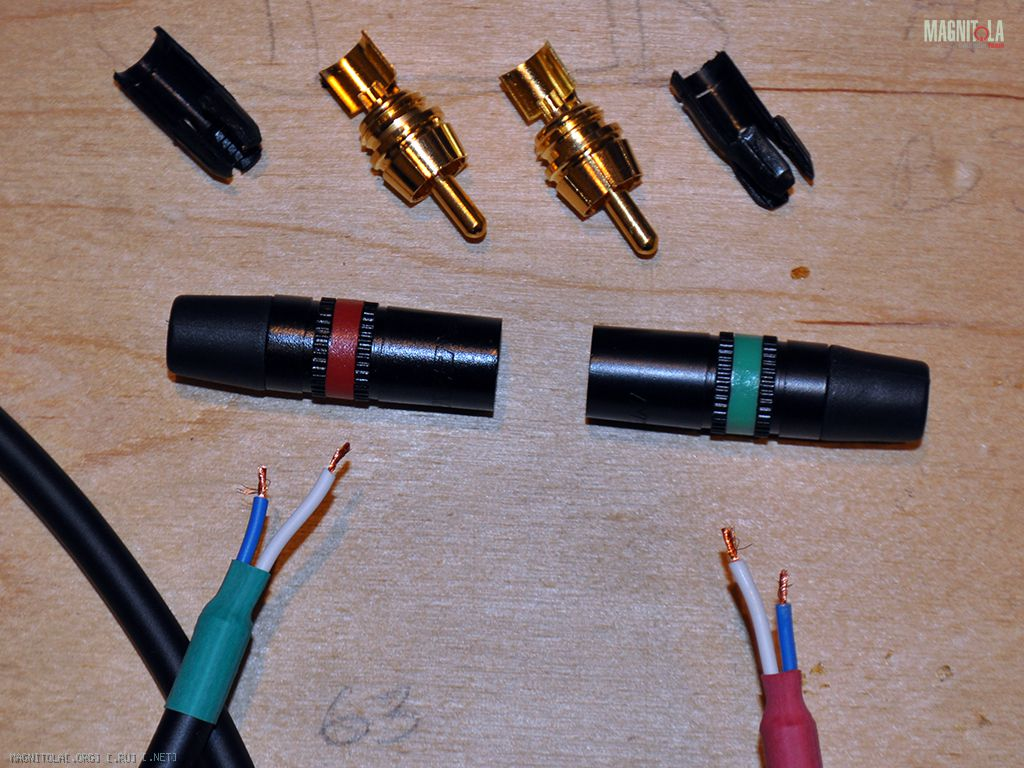 Межблочный кабель из микрофонного кабеля своими руками 90