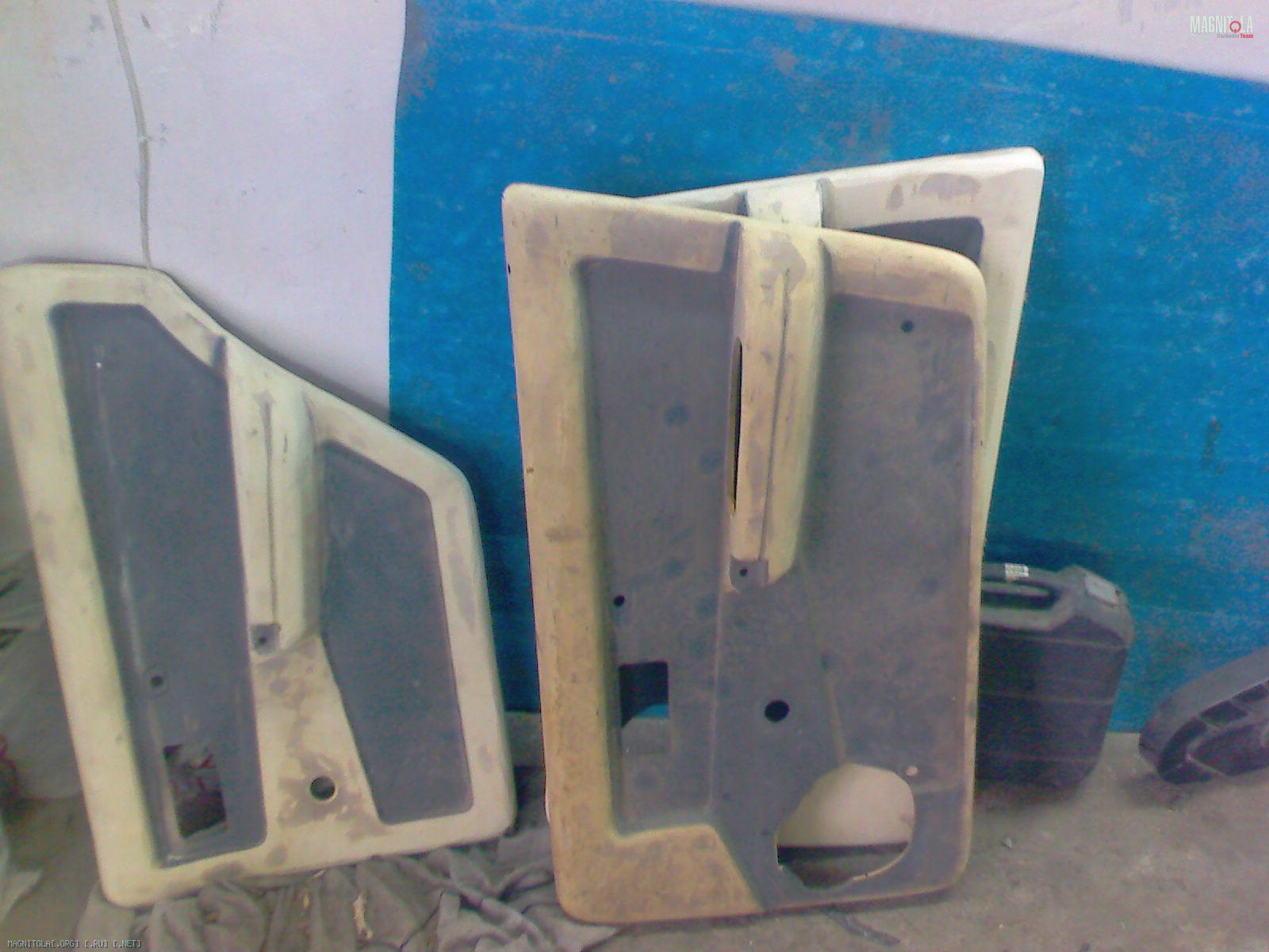 Изготовления дверных карт своими руками