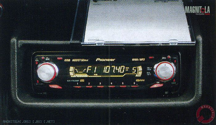 Pioneer DEH-P3630MP отлично