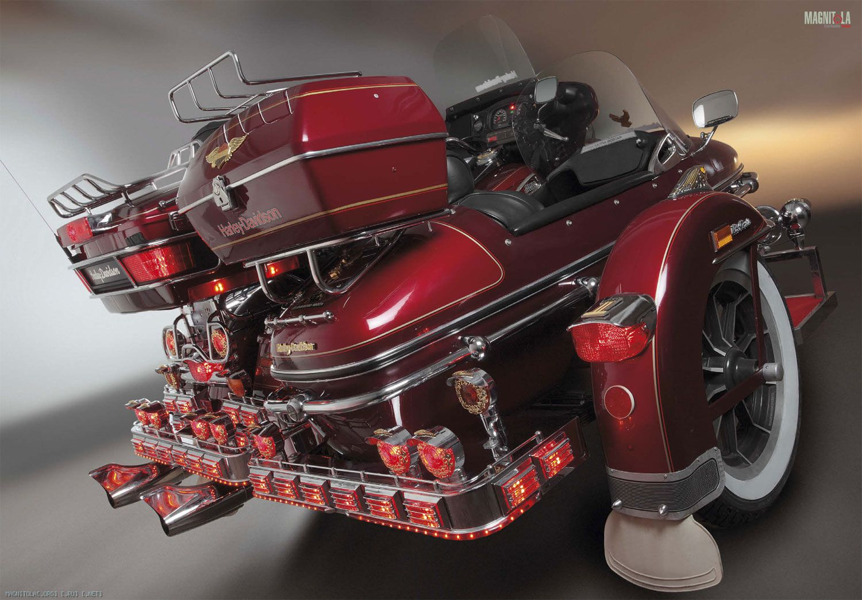 Harley Davidson Flhtc Part List Rear Disc Brake Caliper