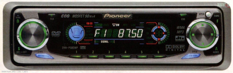 У Pioneer два выхода видео: