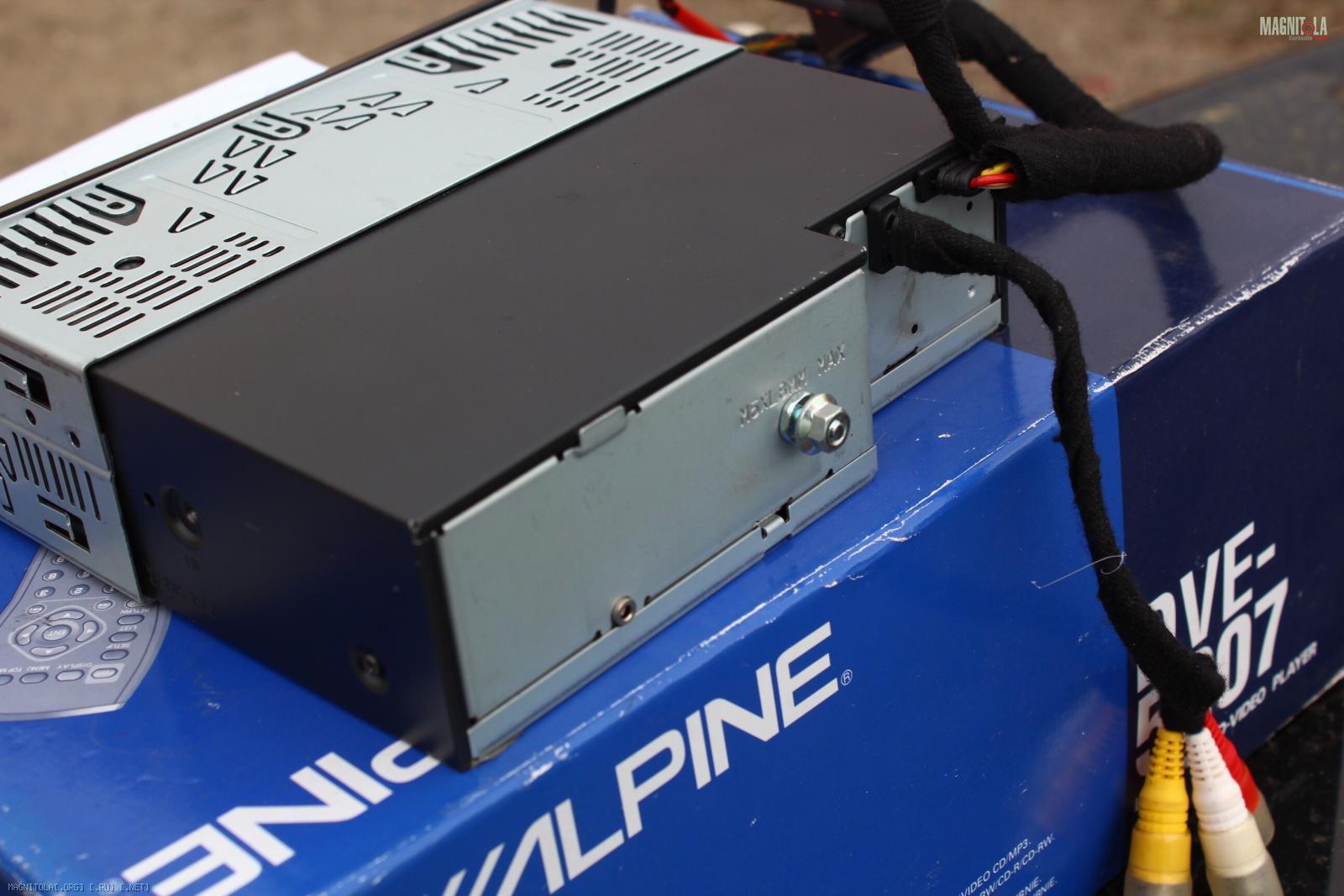 Инструкция Alpine Dha S690