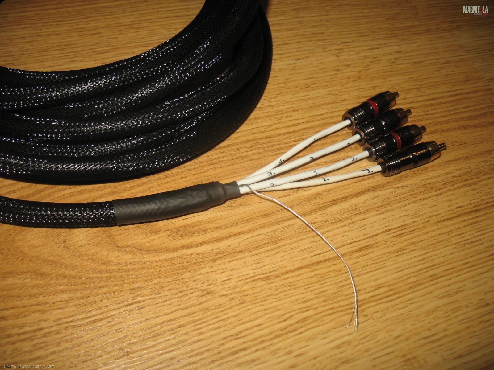 Цифровой кабель своими руками