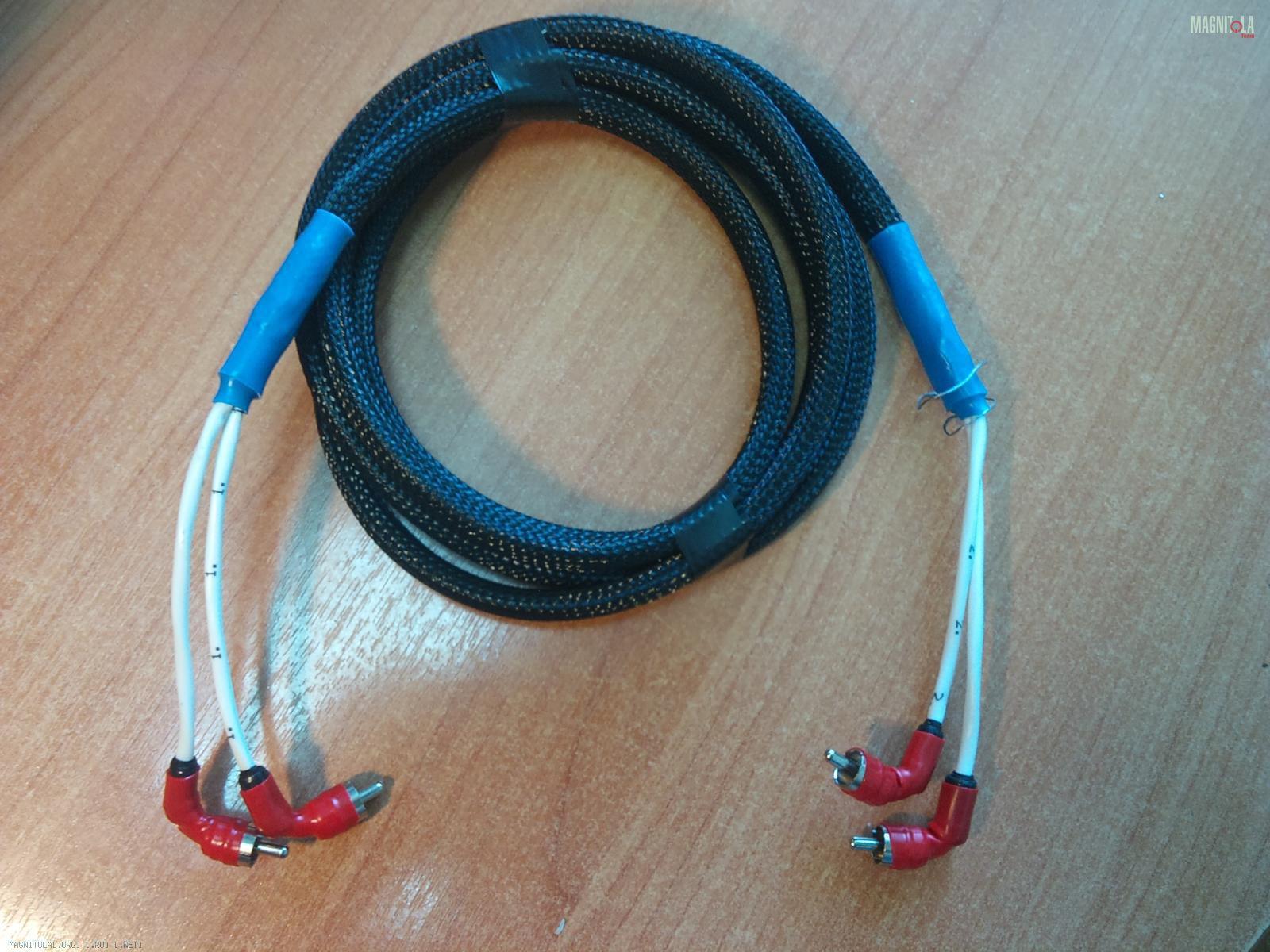 Как сделать межблочный кабель для усилителя